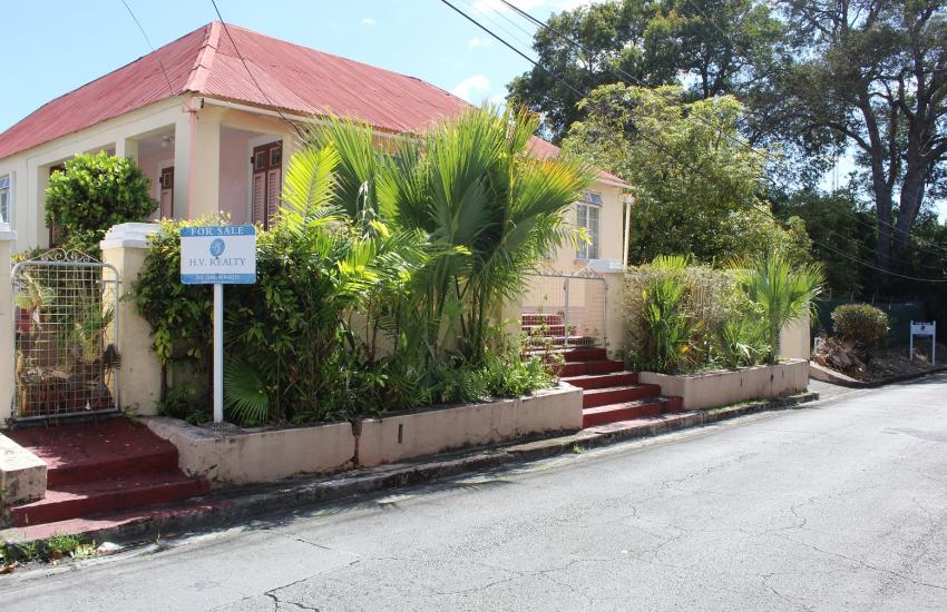 Belleville, No. 3, 2nd Avenue, St. Michael, Barbados.
