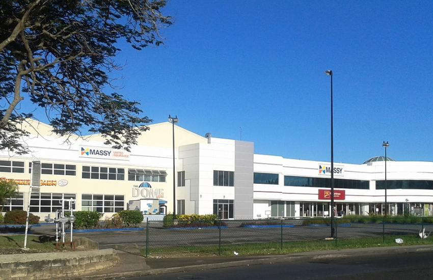 Massy Dome Corporate Offices, Warrens, St. Michael Barbados