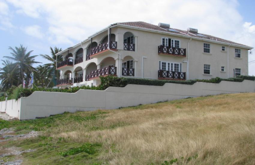 Rosalie Unit 5, No. 13 Seaside Drive, Atlantic Shores, Christ Church, Barbados